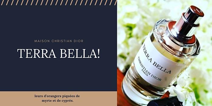 maison Christian Dior terra bella