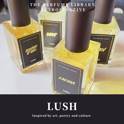 LUSH香水ディスカバリー